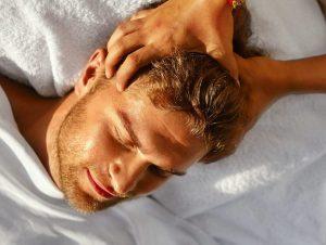 Men's Scalp Treatment